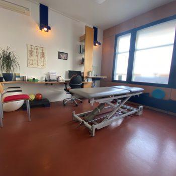 Behandelruimte Fysiotherapie Loosduinsekade Den Haag