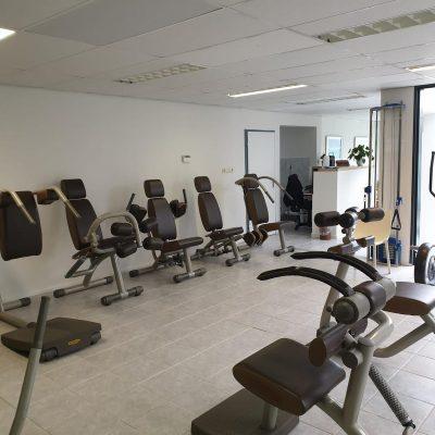 Fysiotherapie Boomberg - Trainingsruimte
