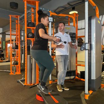 Sporten Basic-Fit Fysiotherapie Eijkenaar
