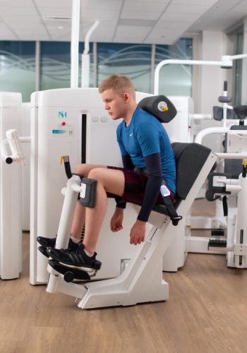 Spine G110 back exercise-david